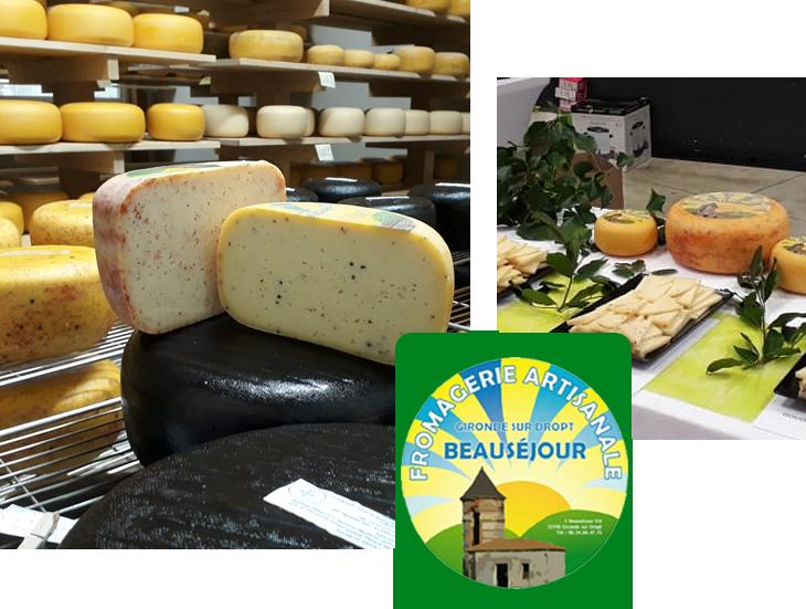 Fromagerie artisanale Gouda en Gironde